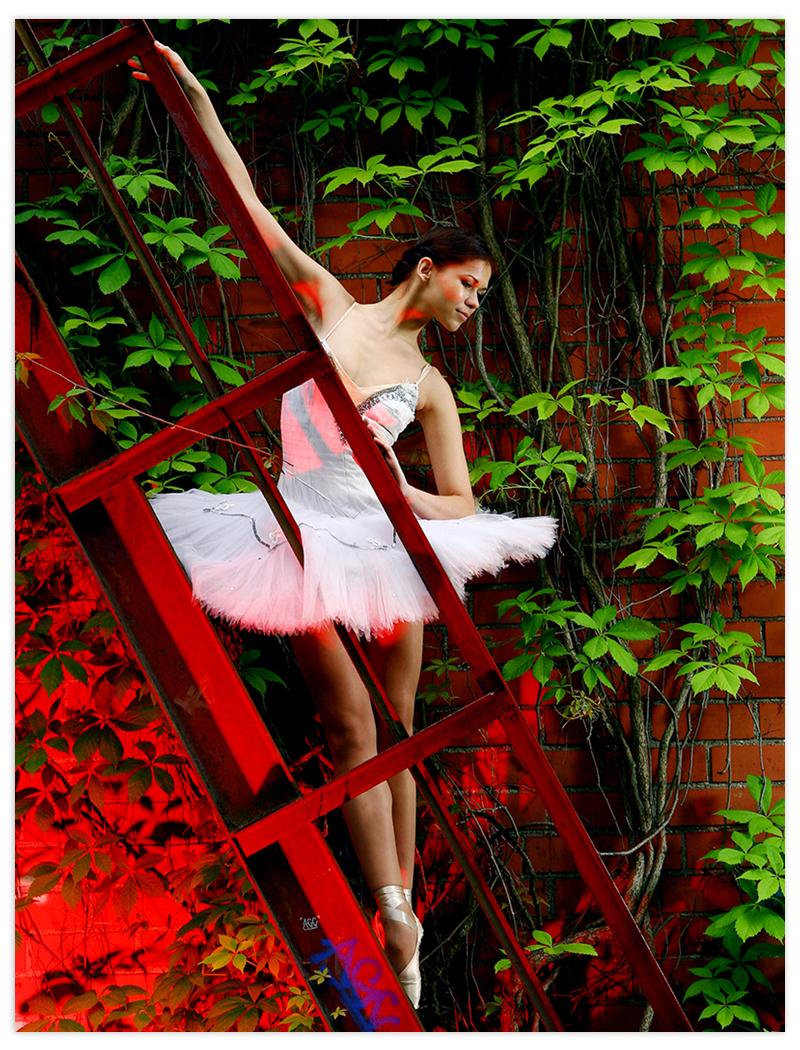 baletka na rebriku